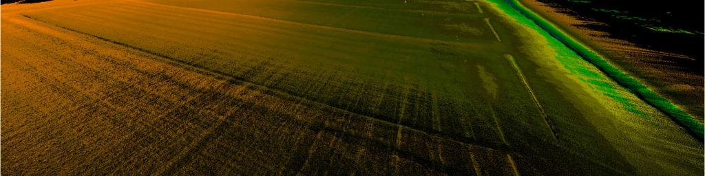 Laser Scanning - Agriculture