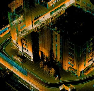 Laser Scanning - New REsearch Areas