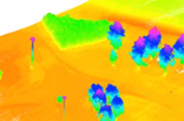 Laser Scanning - FGI Sensei UAV